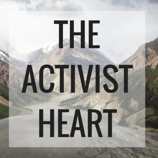The Activist Heart Mountain